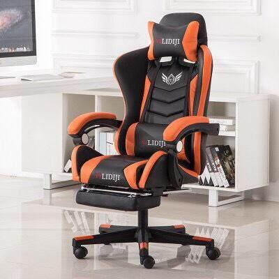 ยี่ห้อนี้ดีไหม  GoodLuck เก้าอี้เล่นเกม เก้าอี้เกมมิ่ง เก้าอี้เกม Gaming Chair เก้าอี้โมเดิร์น เก้าอี้ทำงาน chair9