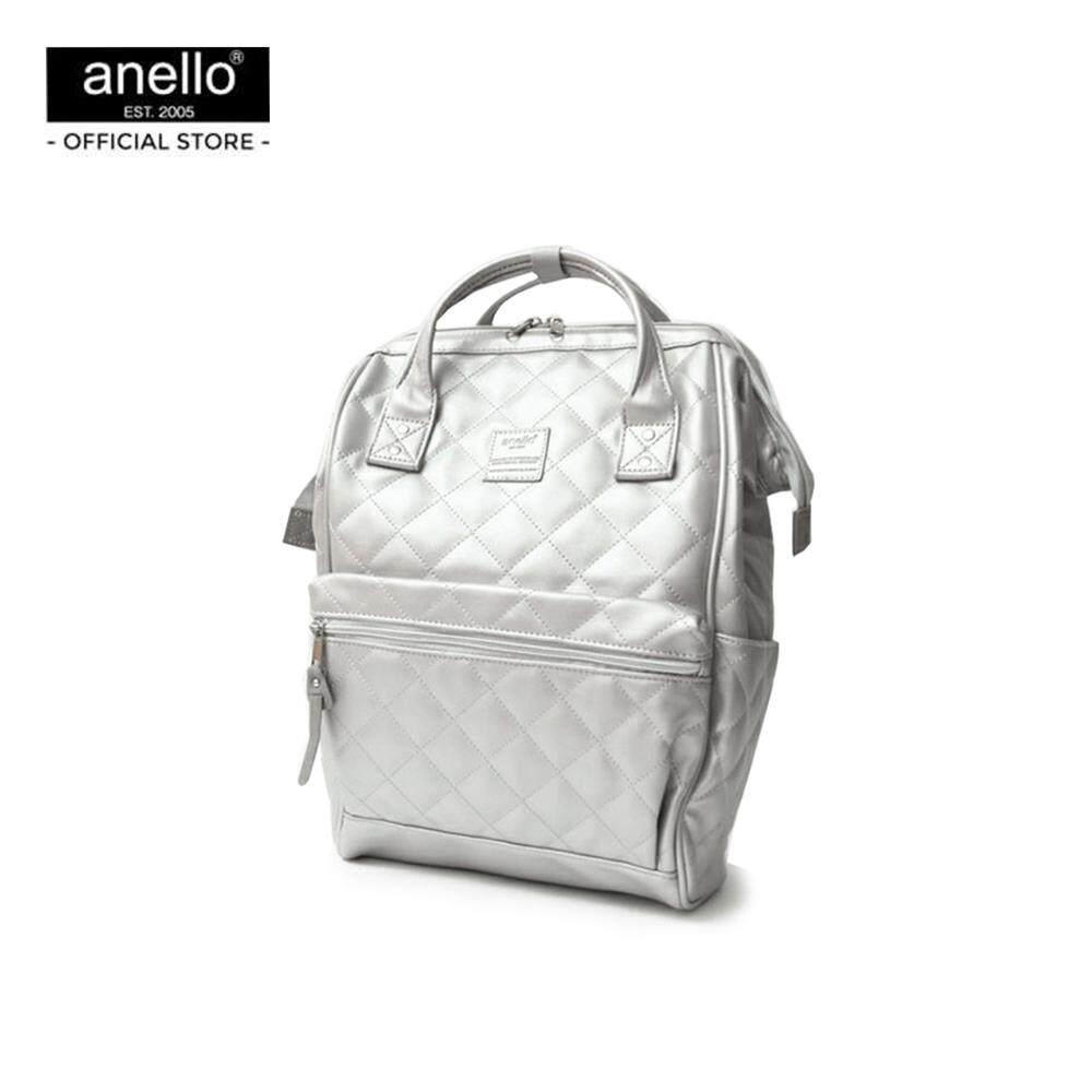 ยี่ห้อนี้ดีไหม  มหาสารคาม anello กระเป๋าเป้ Mini Classic Rucksack PU_AH-B3002