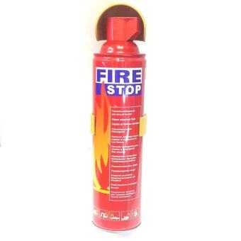 ถังดับเพลิงจิ๋วขนาด 1000 ml (สีแดง)