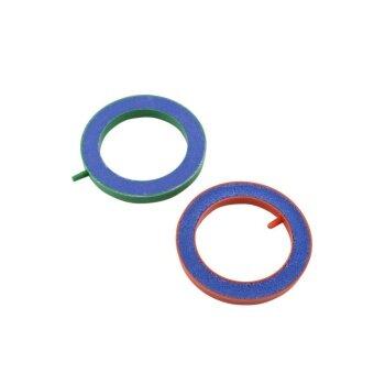 10CM Air Stone Aquarium Fish Tank Pump Accessories Aerator Diffuser Bubble Oxygen Tool (Orange) - intl - 4