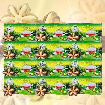ชาถั่วดาวอินคา (สมุนไพร) 20 ซอง 12 กล่อง UMB Herbal Tea (SachaInchi)