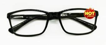 แว่นสายตายาว +200 แว่นสายตาราคาถูก กรอบแว่นตายืดหยุ่น ผลิตจากวัสดุเกรดเยี่ยม ทรงมาตรฐาน ใส่สวยทุกรูปหน้า
