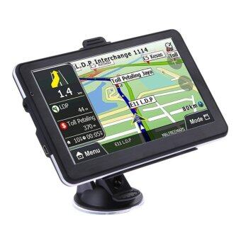 2016 new 7 inch HD Car TRUCK GPS Navigator 800MHZ Europe - intl