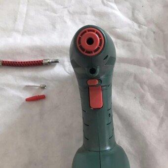ขั้นตอนการสั่งซื้อ 2017 Air Dragon Portable Air Compressor Pump Emergency Tool - intl