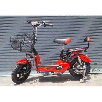 3D e-bike มอเตอร์ไซค์ไฟฟ้า รุ่น one (สีแดง) แบตเตอรี่ลิเที่ยม พลังงานสะอาด ไร้เสียงรบกวน ...