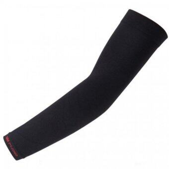 3M UV Protection Cool Arm Sleeves PS2000 Free Size Blackปลอกแขนป้องกัน UV สีดำ