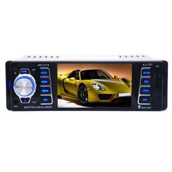 10.41ซมสเตอริโอบลูทูธวิทยุในรถ MP3 FM/USB ควบคุมวงดนตรี - Intl