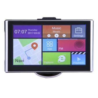 7\\\ Android GPS CPU Quad Core Bluetooth Car Truck Navigator (Europe) - intl