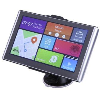 7/ Android GPS CPU Quad Core Car Truck Navigator North America -intl