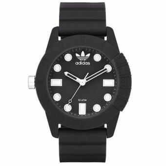 Adidas ADH3101 นาฬิกาผู้ชาย และผู้หญิง สายซิลิโคน