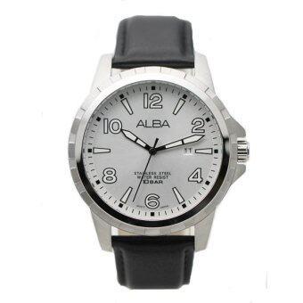 ต้องการขาย นาฬิกา ALBA Smart gent AG8G65X1 สายหนังสีดำ
