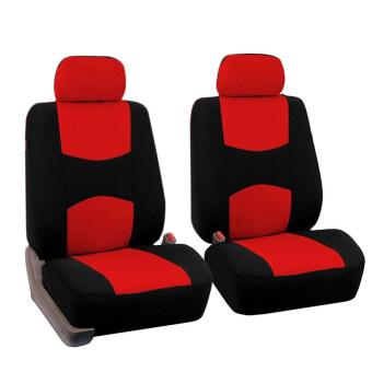 Allwinหน้ารถหลังรถผ้าคลุมเบาะรถยนต์เอนกประสงค์เก้าอี้ยานพาหนะอุปกรณ์ครอบ (image 3)