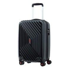 American Tourister กระเป๋าเดินทางรุ่น AIR FORCE+  SPINNER55/20 TSA (20นิ้ว) สี GALAXY BLACK