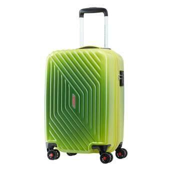 กระเป๋าเดินทางรุ่น AIR FORCE+ SPINNER55/20 TSA (20นิ้ว) สี GRADIENT YELLOW
