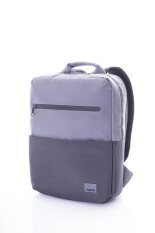 AMERICAN TOURISTER กระเป๋าเป้ใส่โน๊ตบุค รุ่น BRIXTON สี GREY/BLACK