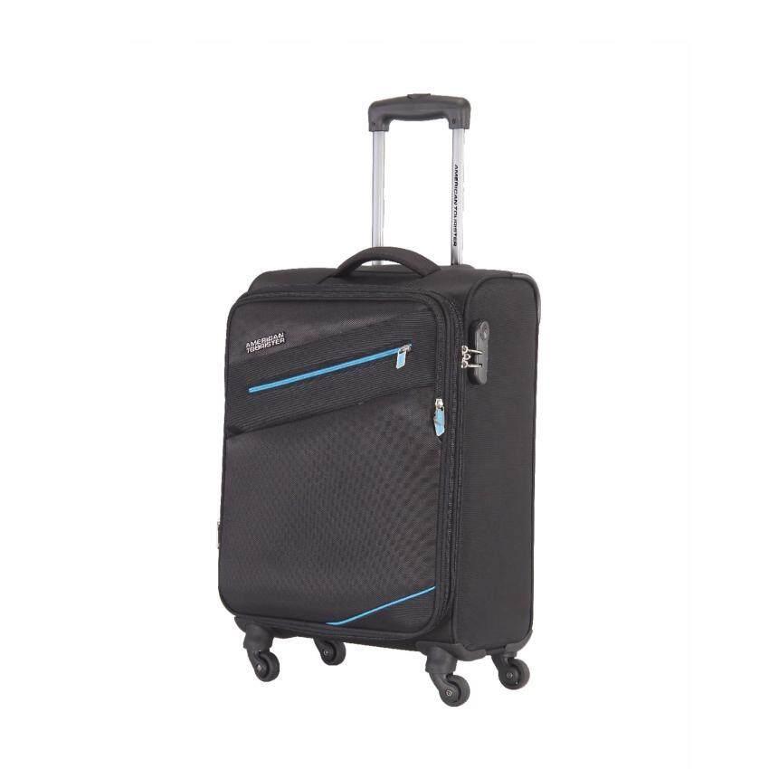 999975aceb American Tourister กระเป๋าเดินทาง รุ่นFIJI SPINNER 69 25 EXP TSA สี BLACK