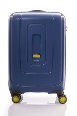 AMERICAN TOURISTER กระเป๋าเดินทาง รุ่น LIGHTRAX  SPINNER 55/20 TSA สี MARINE BLUE