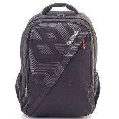 American Tourister กระเป๋าเป้รุ่น POP ASIA  BACKPACK03 สี BLACK