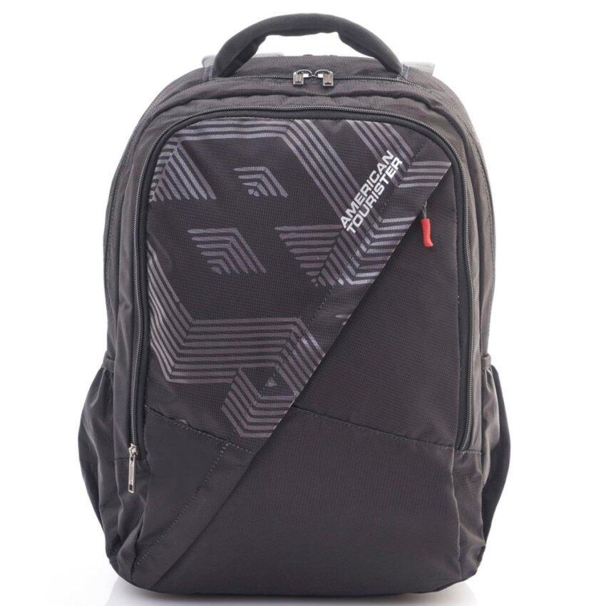 a683b376c8 American Tourister กระเป๋าเป้รุ่น POP ASIA BACKPACK03 สี BLACK