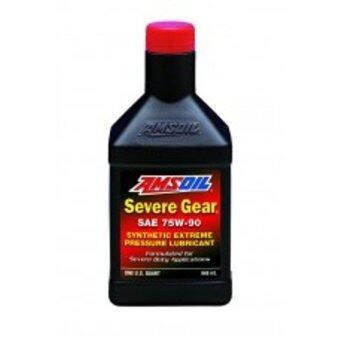 ประกาศขาย AMSOIL น้ำมันเกียร์สังเคราะห์และเฟืองท้าย Severe Gear (API GL-5)ขนาด 946 ml. รุ่น 75W-90