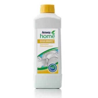 Amway home dish drops น้ำยาล้างจาน 1 ลิตร 2ขวด