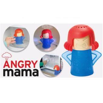 ตุ๊กตาทำความสะอาดเตาไมโครเวฟ Angry Mama - 3
