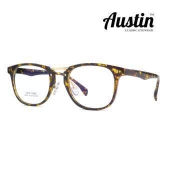 Austin กรอบแว่นตาวินเทจ รุ่น AT2639 - สีกระ (Tortoise)
