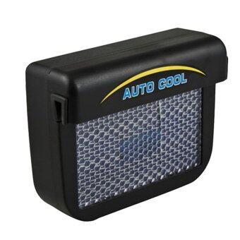 Auto Cool Fan เครื่องดูดความร้อนในรถยนต์Auto-cool (Black)