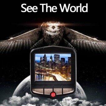 Auto Fan 1080P HD Car Vehicles Camera DVR Dash Cam Recorder NightVision G-Sensor - intl