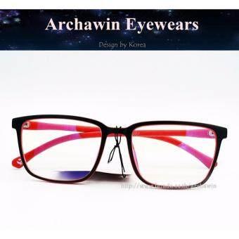 แว่นตากรองแสง กรอบแว่นสายตา รุ่น AW 6007(กรองแสงคอมกรองแสงมือถือ ถนอมสายตา)