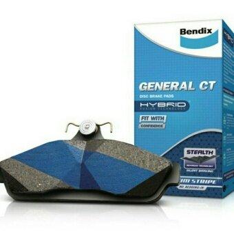 BENDIX ผ้าเบรค (ล้อหลัง) HONDA CIVIC 1.7/ 2.0 VTEC (NEW DIMENSION) (2000-05)