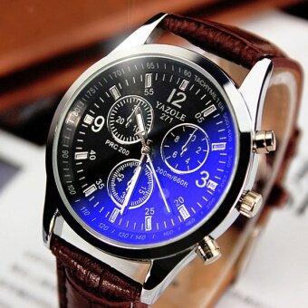 Bounabay แบรนด์หรูชื่อดังนาฬิกาข้อมือชายธุรกิจนาฬิกาข้อมือนาฬิกาแฟชั่นนาฬิกาควอทซ์ Reloges Hombre - นานาชาติ