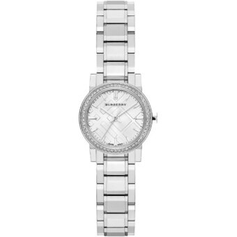 Harga Burberry The City Diamond Ladies Watch BU9220