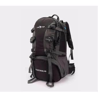 Cantorp กระเป๋าเป้backpack 40L รุ่น Waterproof Climbing Travelling สี ดำ