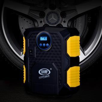 Car air pump ปั๊มลมไฟฟ้าติดรถยนต์ ปั้มลม แบบพกพา อัตโนมัติ เครื่องเติมลม สูบลม เอนกประสงค์ รุ่นหน้าปัดดิจิตอล