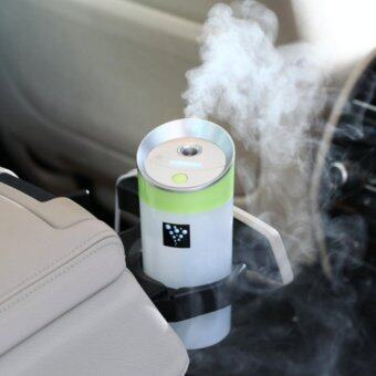 CAR เครื่องฟอกอากาศ ในรถยนต์ ปรับความชื้น Car Humidifier Air Purifier Freshener Aromatherapy ใหม่