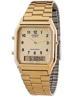 Casio นาฬิกาข้อมือ รุ่น AQ-230GA-9BMQ