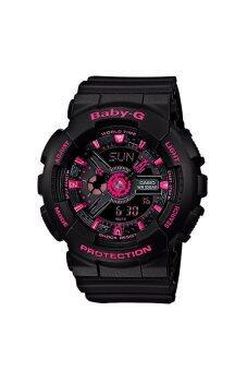 Casio Baby-G นาฬิกาข้อมือ รุ่น BA-111-1A - Black
