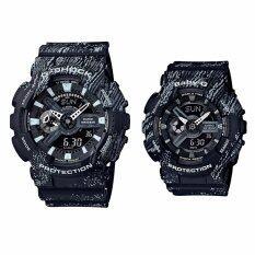 CASIO Baby-G นาฬิกาข้อมือ - GA-110TX-1A&BA-110TX-1A
