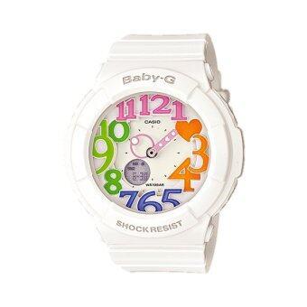 Casio baby-g นาฬิกา รุ่น BGA-131-7B3 (White)