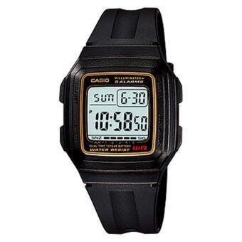 ซื้อ/ขาย Casio Digital นาฬิกาข้อมือ รุ่น F-201WA-9ADF - Black