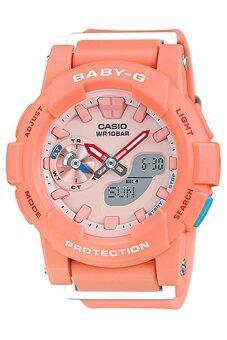 Casio เด็ก...จี BGA-185.. 4 Amps ส้ม(free size)