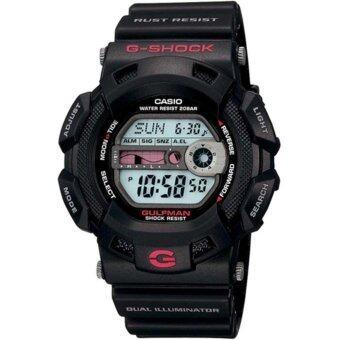 Casio นาฬิกาผู้ชาย รุ่น G-9100-1DR (สีดำ)