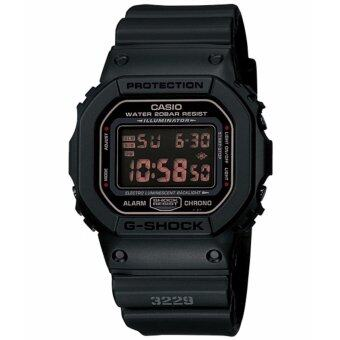 Casio G-Shock รุ่น DW-5600MS-1DR - สีดำ