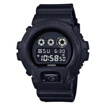 Casio G-Shock นาฬิกาข้อมือผู้ชาย รุ่น DW-6900BB-1DR (สีดำ)