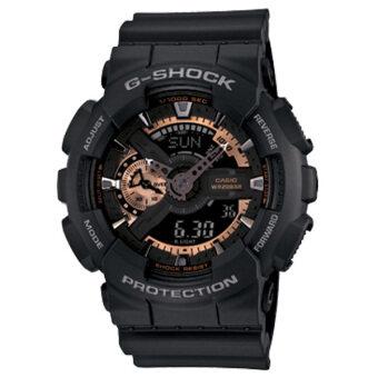 Casio G-SHOCK GA-110RG-1 สีดำ