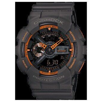 ซื้อ/ขาย Casio G-Shock นาฬิกาข้อมือ รุ่น GA-110TS-1A4DR - Black