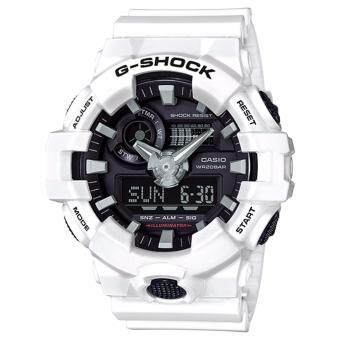 ซื้อ/ขาย Casio G-Shock นาฬิกาข้อมือผู้ชาย สายเรซิ่น รุ่น GA-700-7A