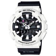 Casio G-Shock นาฬิกาข้อมือผู้ชาย รุ่น GAX-100B-7ADR (สีขาว)