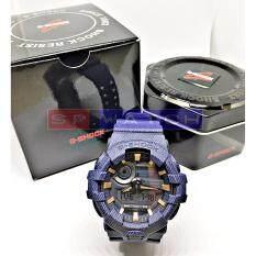 Casio G-shock รุ่น Limited : GA-700DE-2ADR DENIM'D COLOR @ sp.watch